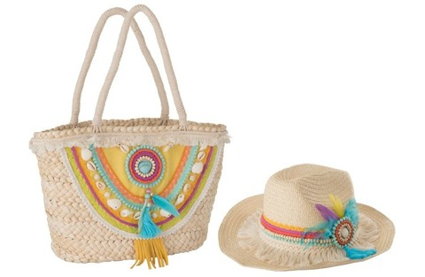 Набор из Сумки и шляпы
