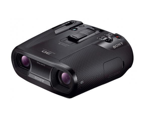 Бинокль цифровой SONY DEV-50 GPS 12x - фото 1
