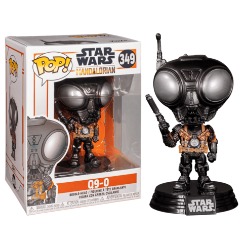 Q9-0 Star Wars Funko Pop! Vinyl Figure || Q9-0 Звездные Войны