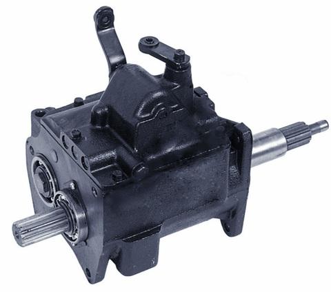 Коробка передач (кпп) Уаз 452, 3303 4-х ступ. старого образца (эконом)