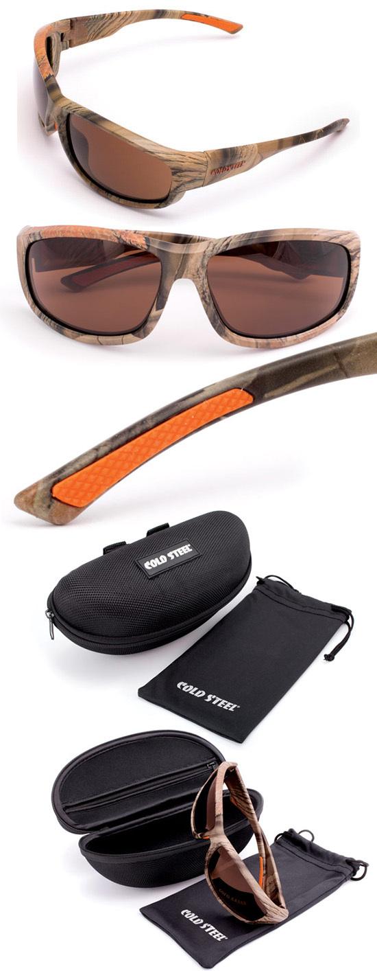 Солнцезащитные очки Cold Steel модель EW22 Cammo