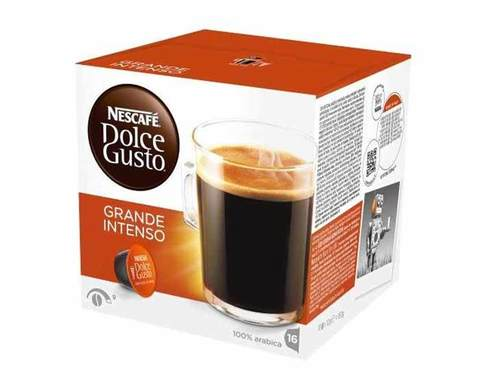 Кофе в капсулах Dolce Gusto Grande Intenso, 16 капсул