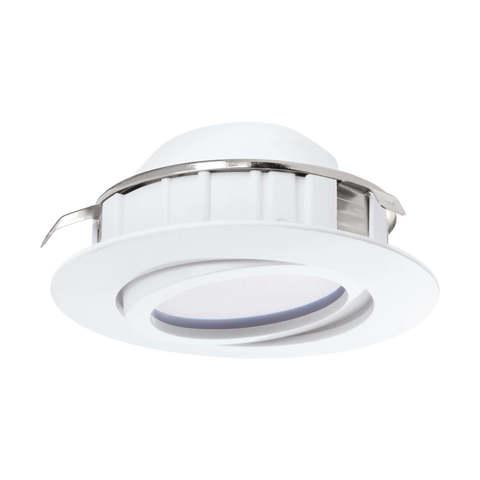 Светильник светодиодный встраиваемый регулируемый и диммируемый Eglo PINEDA 95854