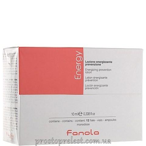 Fanola Anti Hair Loss Lotion - Ампулы-лосьон против выпадения волос