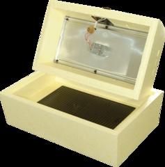 Инкубатор Золушка 45 яиц ручной переворот
