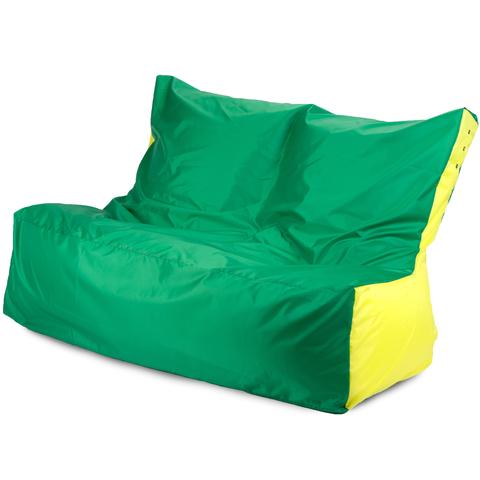 Внешний чехол для «Дивана», Зеленый и желтый