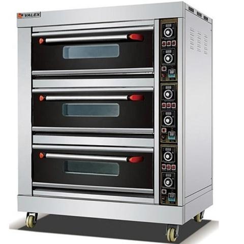 Шкаф жарочно-пекарский VALEX HEO-36A ( 1220х815х1530мм, 19,5кВт, 380В)  (хлебопекарная печь)