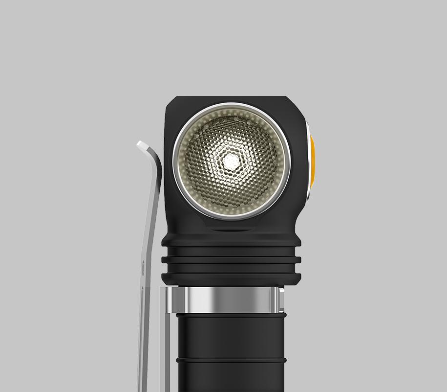 Мультифонарь Armytek Wizard C1 Pro Magnet Usb (теплый свет) - фото 3