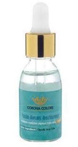 РЕМУВЕР CORONA COLORS FADE AWAY (USA) 25 ml