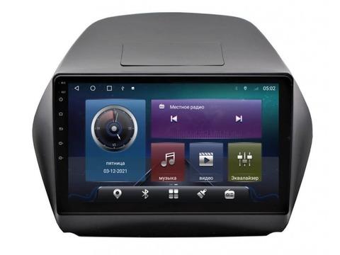 Магнитола для Hyundai ix35 (10-15) Android 10 4/64GBIPS DSP 4G модель CB-2004TS10