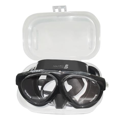 Маска Riffe Mantis 5 прозрачные стекла