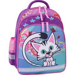 Рюкзак школьный Bagland Mouse 339 фиолетовый 502 (00513702)