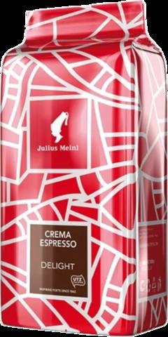 Кофе в зернах Julius Meinl Crema Espresso Delight 1000 г