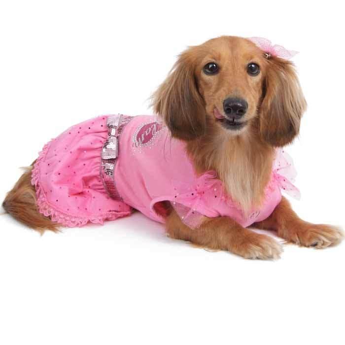 086 PA - Платье для собак