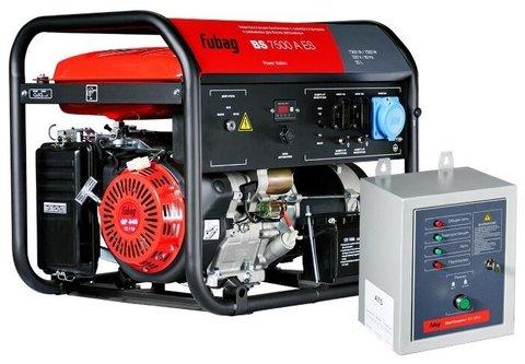 Кожух для бензиновой электростанции Fubag BS 7500 A ES + блок автоматики Startmaster BS 6600