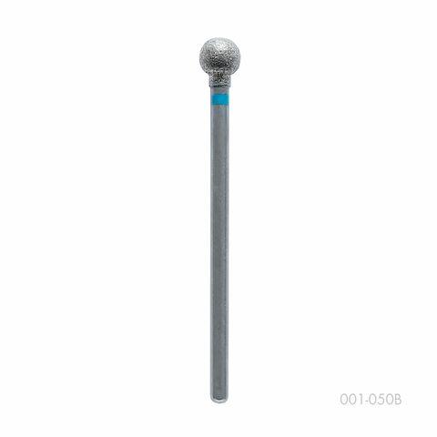 Фреза алмазная в футляре 001-50, синяя