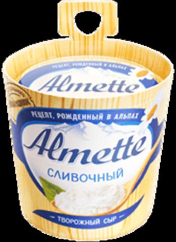 """Сыр творожный """"Almette"""" сливочный, 150 г"""