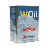 Vermeister Pro Oil масло для пропитки древесины (3л) Италия