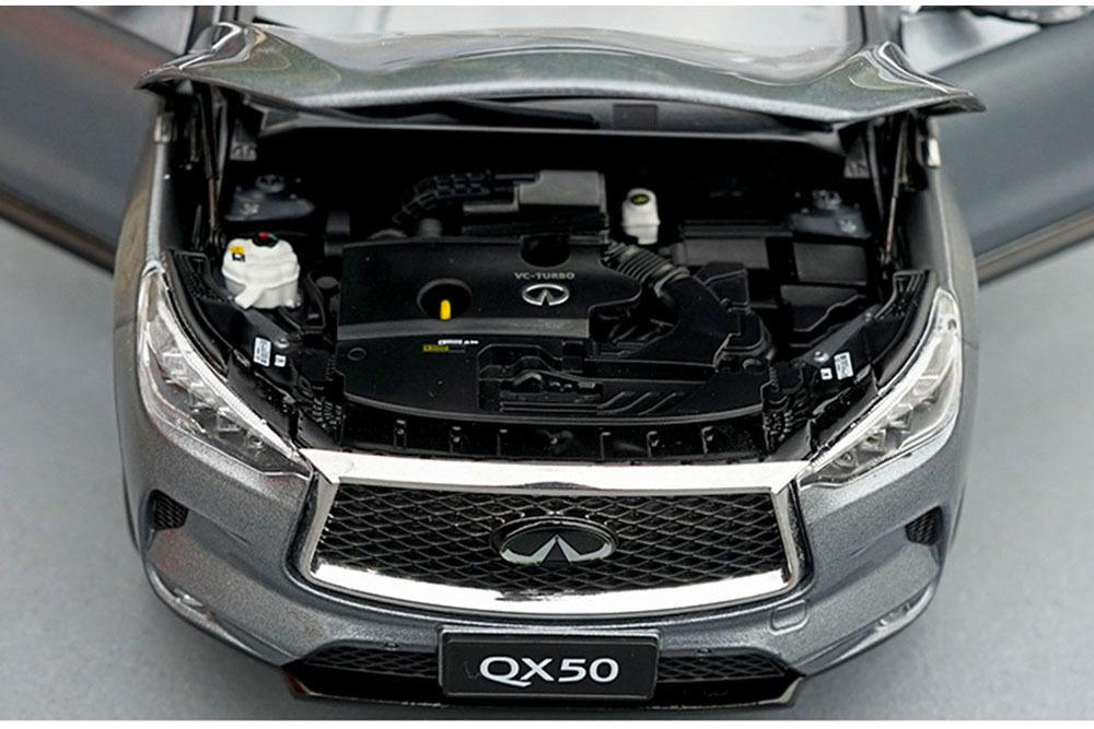 Коллекционная модель INFINITI QX50 II 2019 GREY