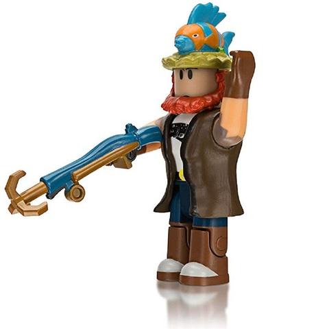 Роблокс Знаменитости Пираты: Рыбак Джо