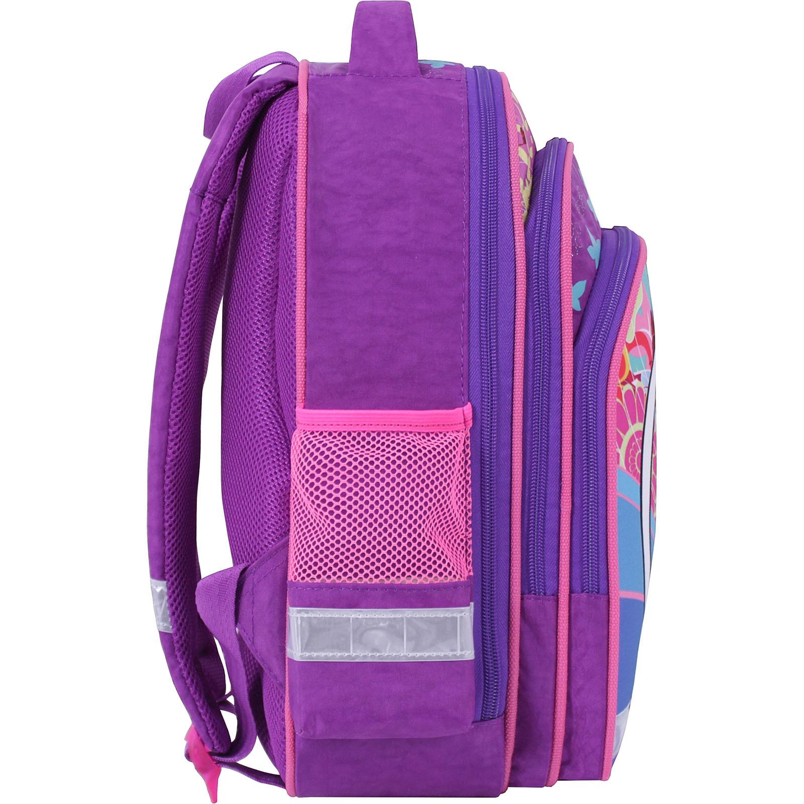 Рюкзак школьный Bagland Mouse 339 фиолетовый 502 (0051370) фото 2