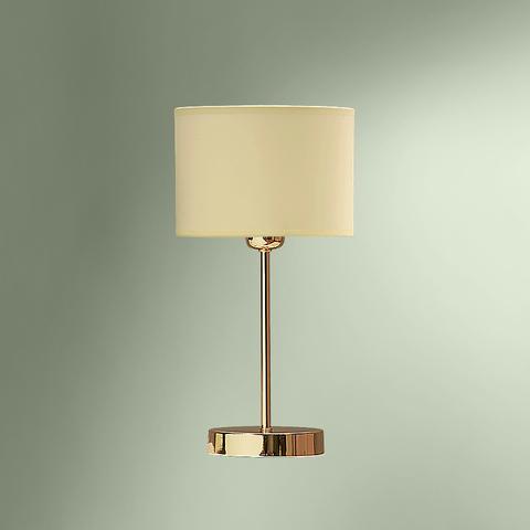 Настольная лампа с абажуром 180-512/13750М ЛИДЕР