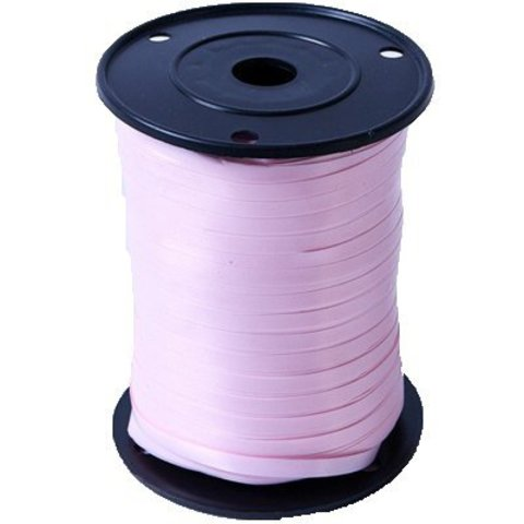Лента 5ммХ500м розовая светл.