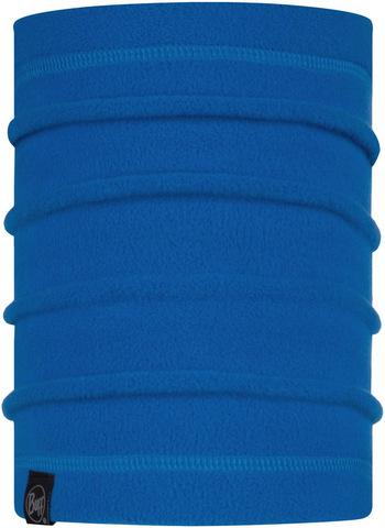 Шарф-труба флисовый детский Buff Neckwarmer Polar Solid Olympian Blue фото 1