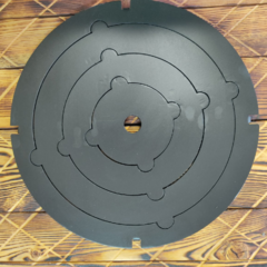 Кольцо для печи, 45,5 см, под казан 22л