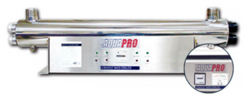 УФ стерилизатор Aquapro UV-48GPM-HTM (10 м3/ч)