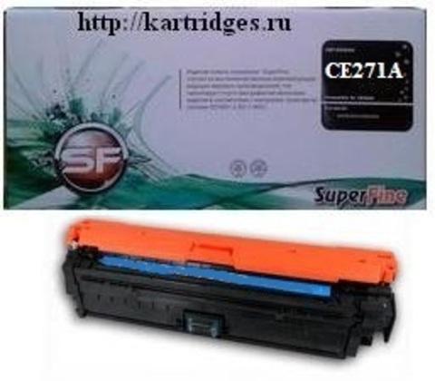 Картридж SuperFine SF-CE271A