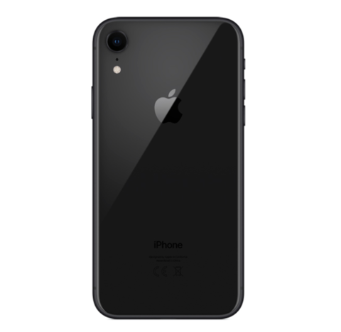 Купить iPhone Xr 64Gb Black в Перми