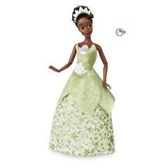 Кукла Тиана Принцесса Диснея с кольцом