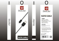 Doolike Cable Flat Spring For Micro 2M Black MOQ:100
