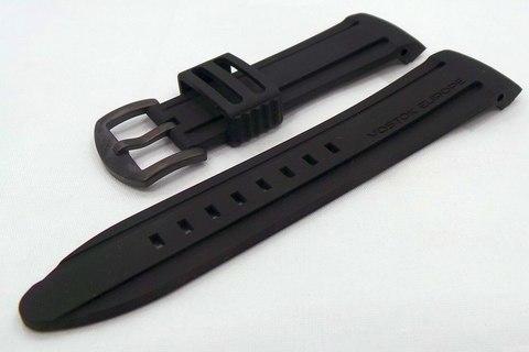Ремешок силиконовый для часов Восток Европа Анчар 510C530 510C553 5104184 5104185