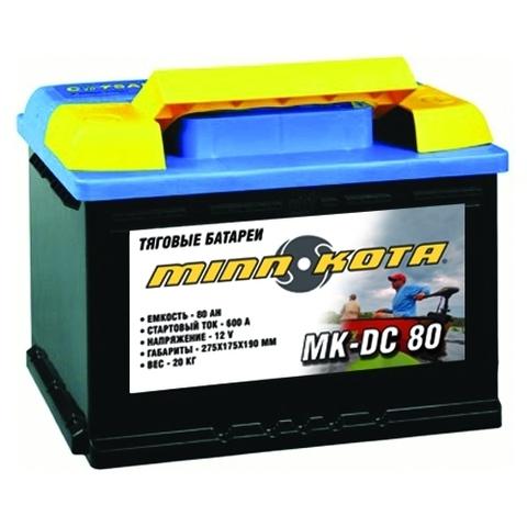 Аккумулятор MINN KOTA DC 80 (глубокой разрядки, 80 а/ч MK-SCS80)