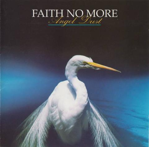 Виниловая пластинка. Faith No More 