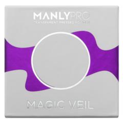 Manly PRO - Пудра компактная прозрачная, MPWO