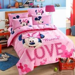 Микки Маус постельное белье детское