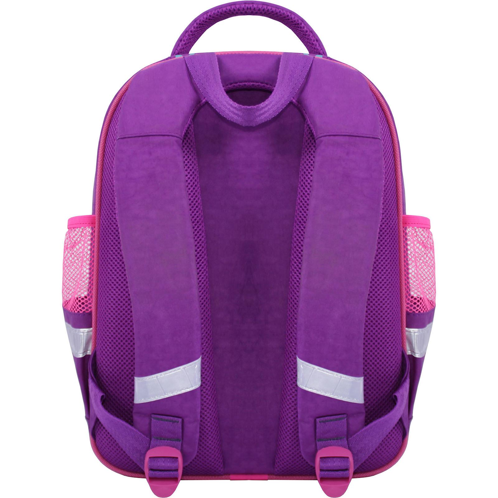 Рюкзак школьный Bagland Mouse 339 фиолетовый 502 (0051370) фото 3