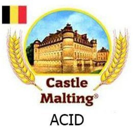 Солод пивоваренный Castle Malting Шато Эйсид (кислый солод) (ACID)