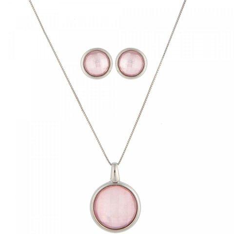 Комплект pearl quartz rose S9506.9 R/S