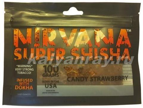 Nirvana Candy Strawberry