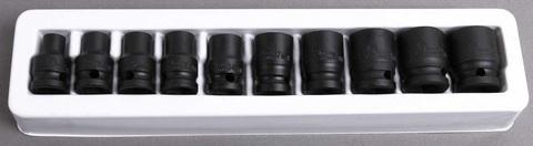 Набор головок ударных 10 предметов СЕРВИС КЛЮЧ (77400)