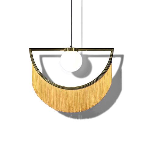 Подвесной светильник копия Wink by Houtique (желтый)