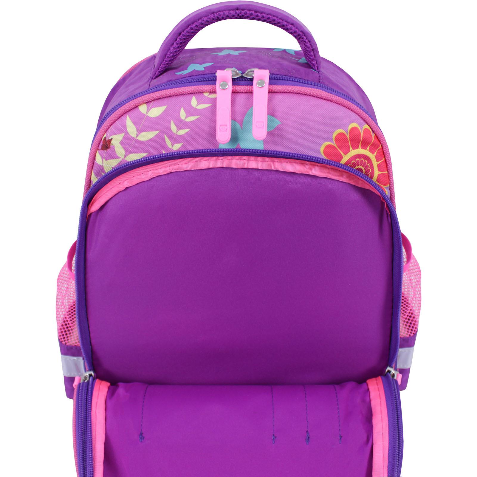 Рюкзак школьный Bagland Mouse 339 фиолетовый 502 (0051370) фото 4