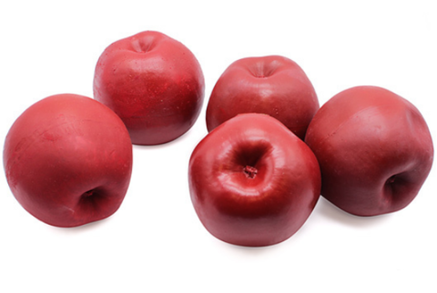 Резиновое яблоко