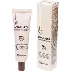 Крем для глаз Secret Skin с экстрактом улитки и фактором роста EGF 30 гр