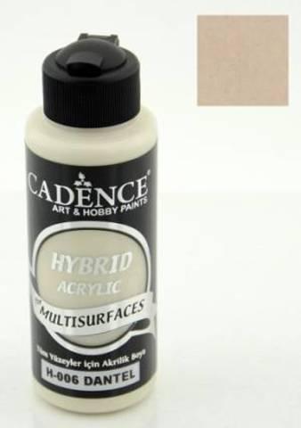 №06 Hybrid Acrylic, Капучино, 70мл., Cadence