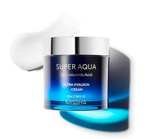 Увлажняющий крем MISSHA Super Aqua Ultra Hyalron Cream 70 мл